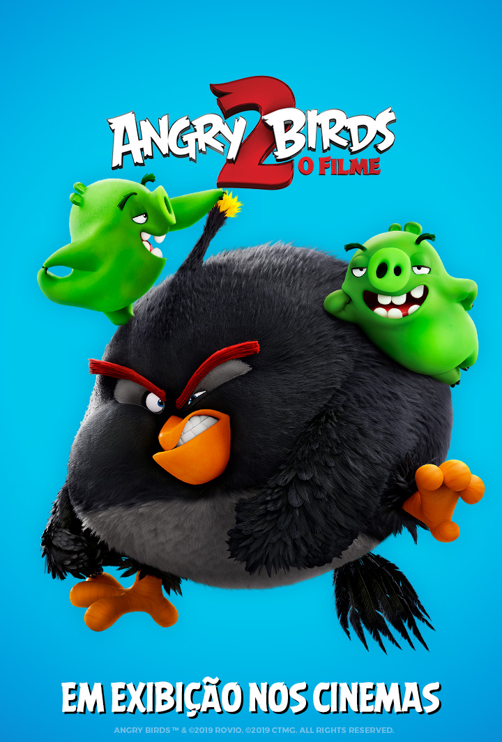 Angry Birds 2 -