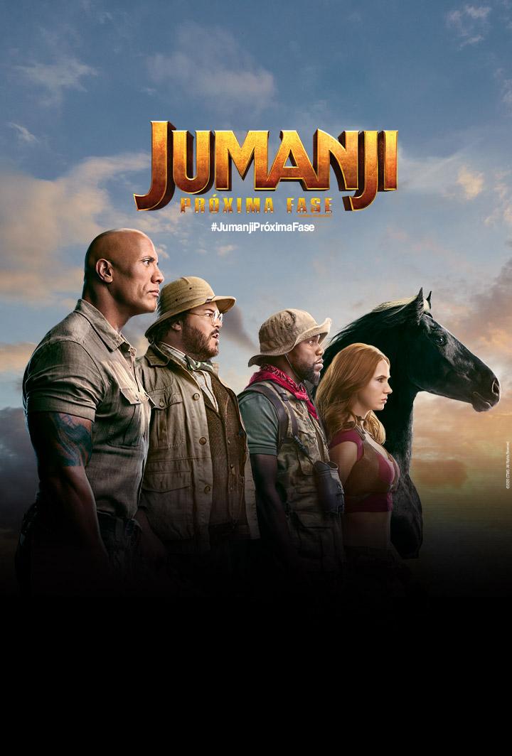 Jumanji - Próxi
