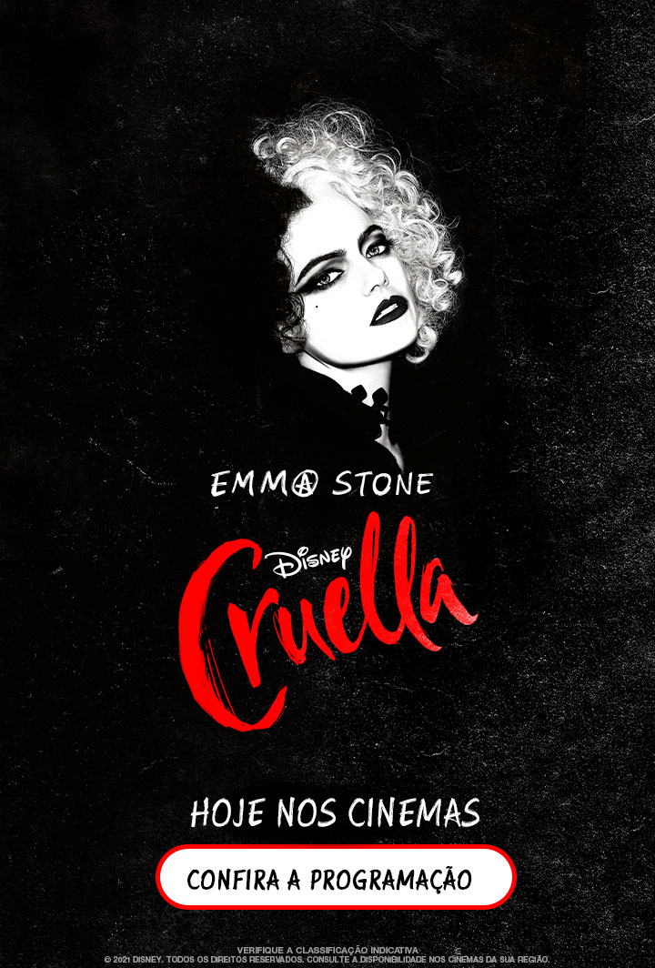 Cruella Hoje