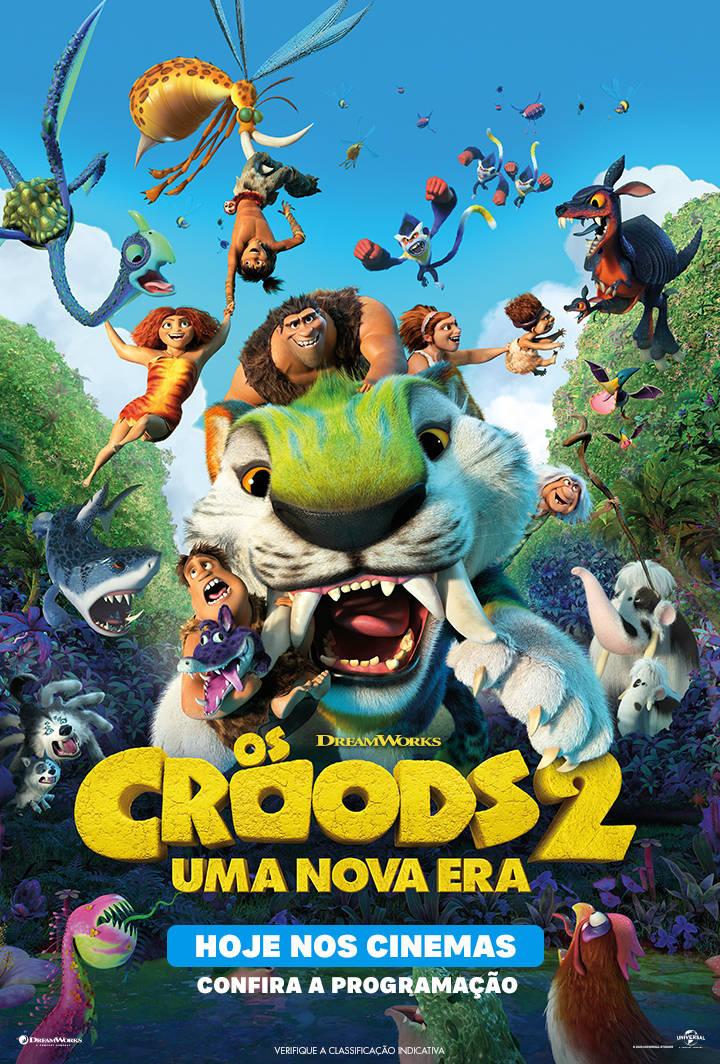Os Croods 2: Um