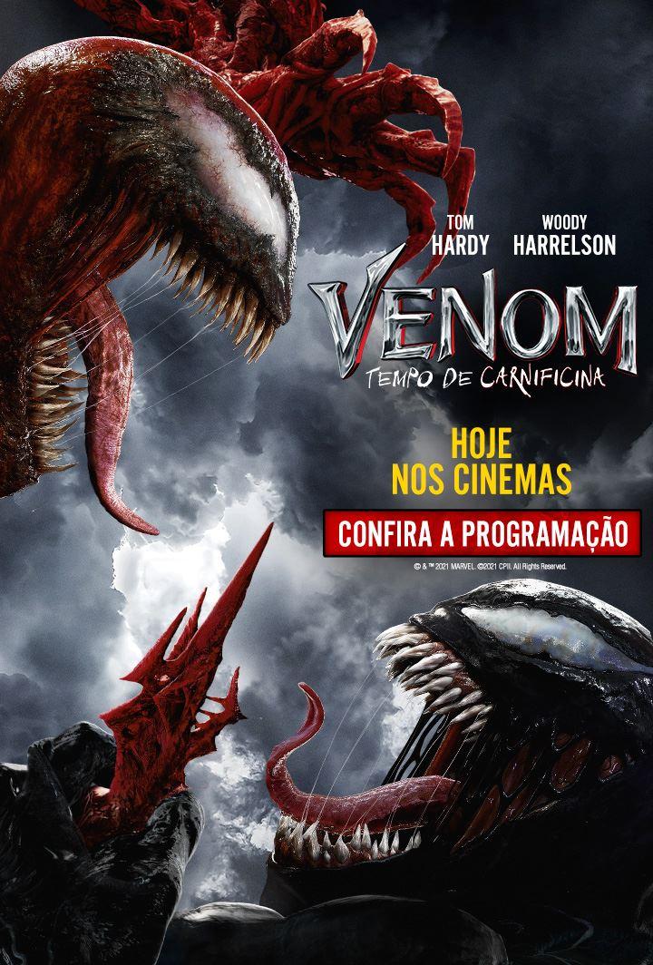 (Hoje) Venom: T